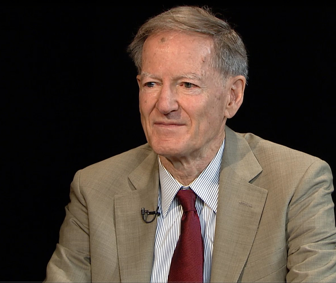 A conversation with George Gilder, for Agefi Magazine