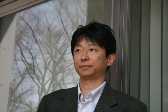 A conversation with Tsutomu Hashimoto, for Revue Arguments