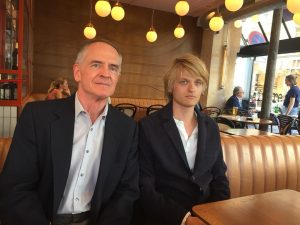 Grégoire Canlorbe with Jared Taylor