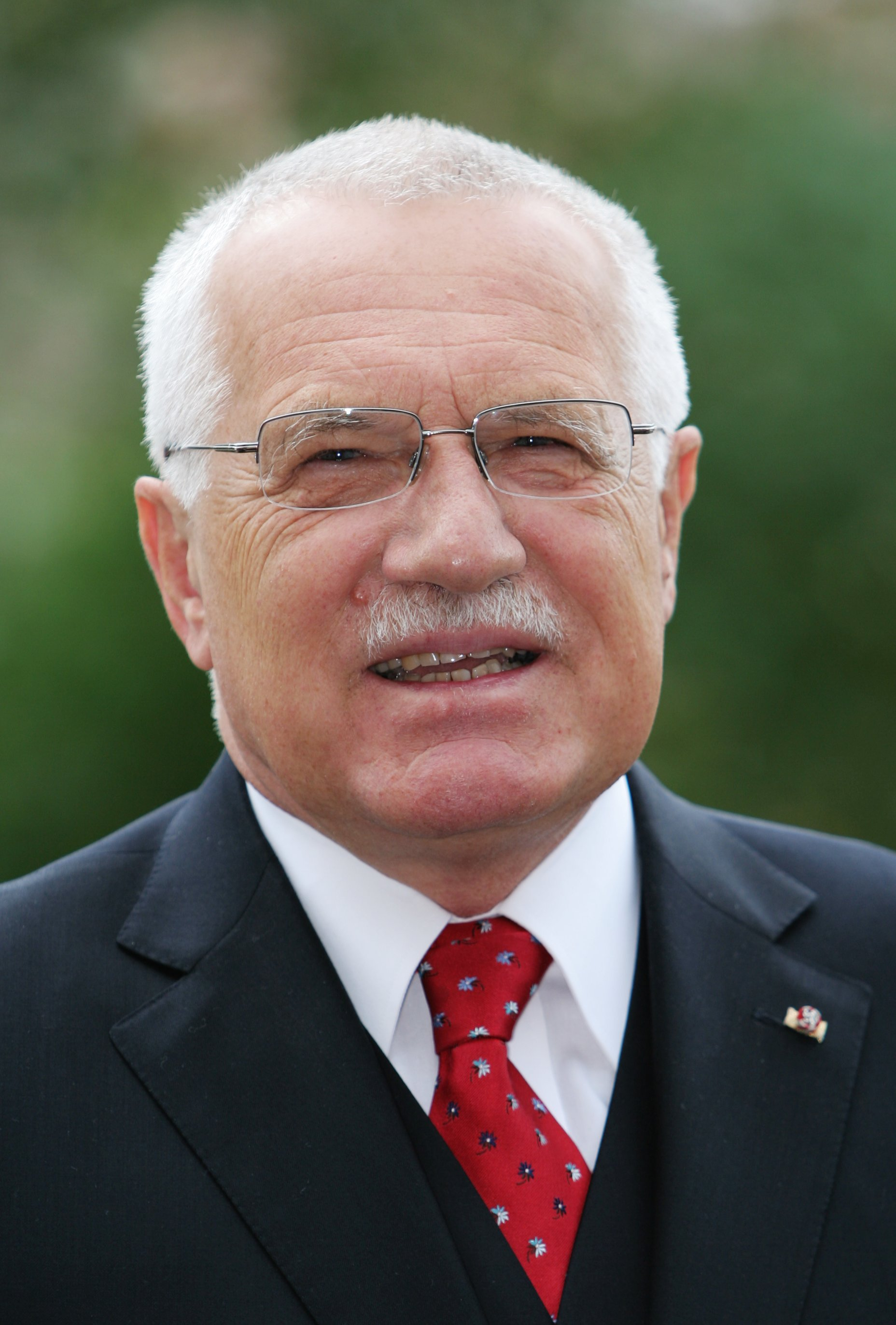A conversation with former Czech President Václav Klaus, for John Bolton's Gatestone Institute