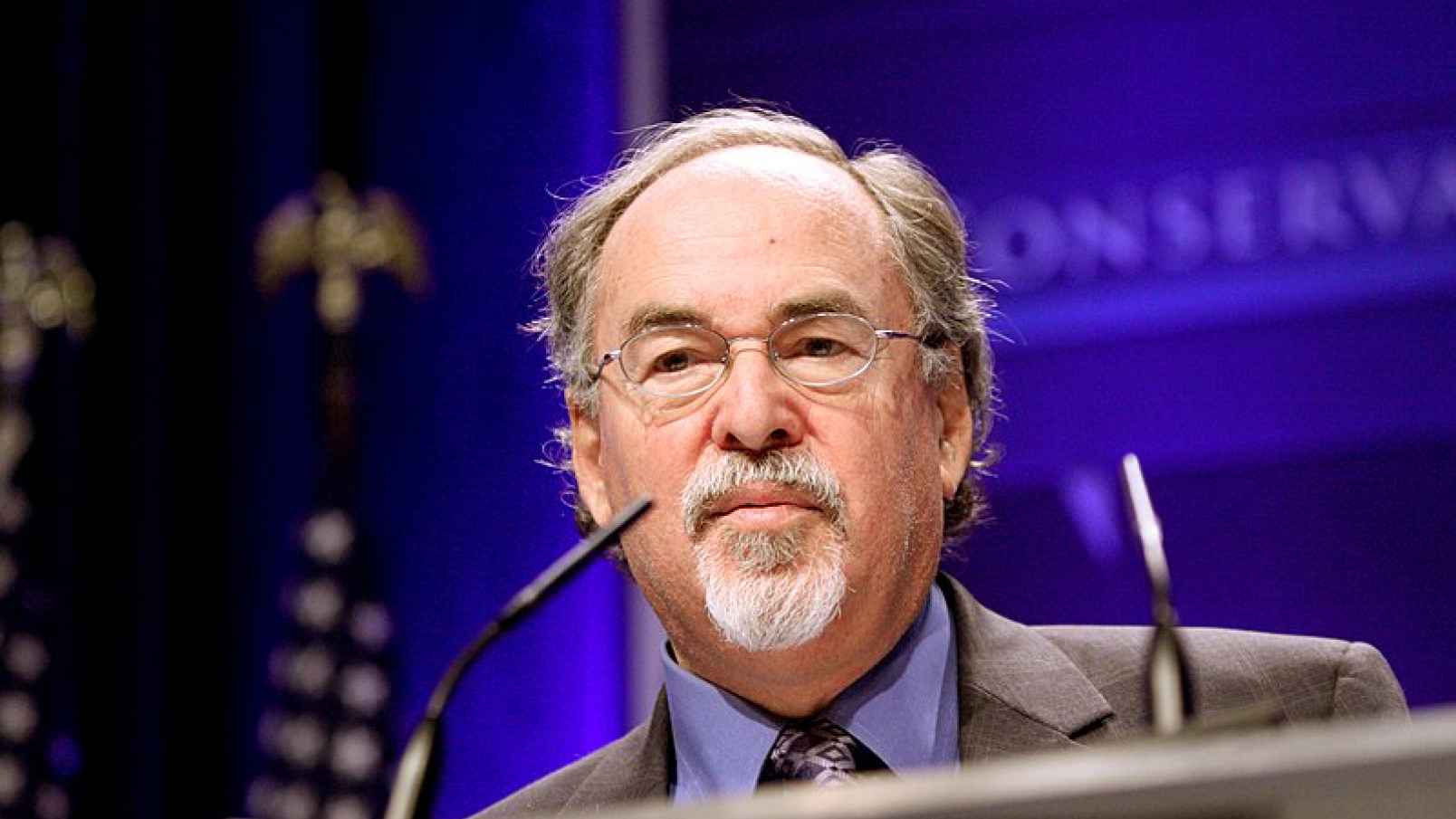 A short conversation with David Horowitz, for FrontPage Magazine