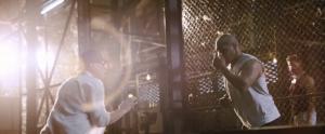 Jean-Claude Van Damme versus Mike Tyson — Kickboxer: Retaliation