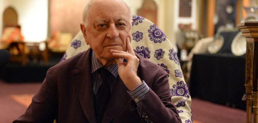 A conversation with Pierre Bergé, for The Postil Magazine